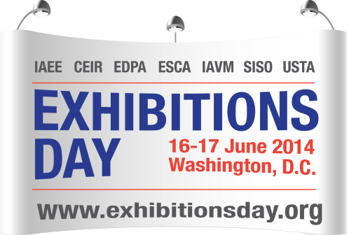 2014 Exhibitions Day Logo