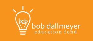 BDEF logo_white on orange_horiz