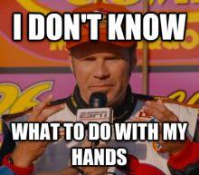 Practice Hand Gestures