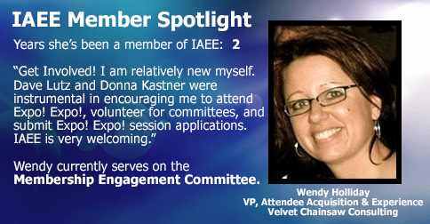 Member Spotlight Graphic_Holliday