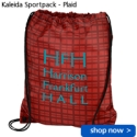 Kaleida Sportpack - Plaid