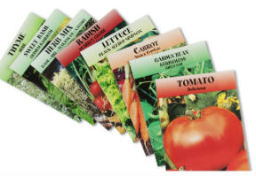 Standard Series Seed Packet l 105863 l Promotional Products from 4imprint