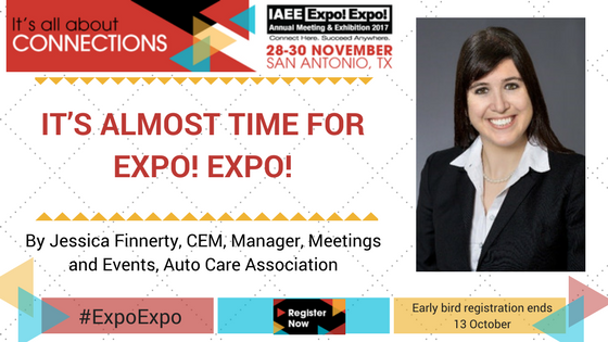 Its Almost Time for Expo Expo_Jessica F