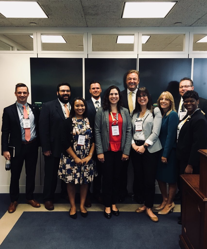 Jessica Finnerty meeting with Dean Heller