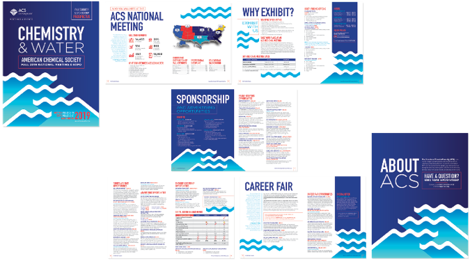CSG Creative for American Chemical Society